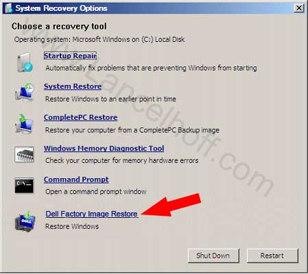 How To Format Dell Studio Laptop Windows 7